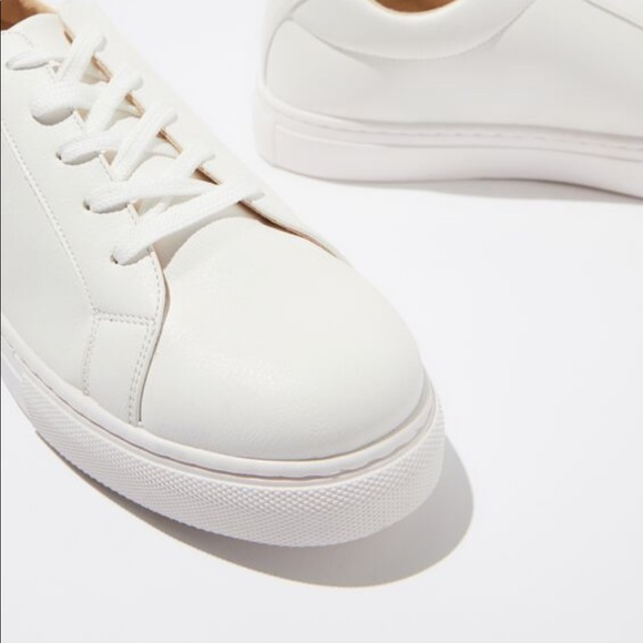 Cotton On Shoes   Liana Low Rise White